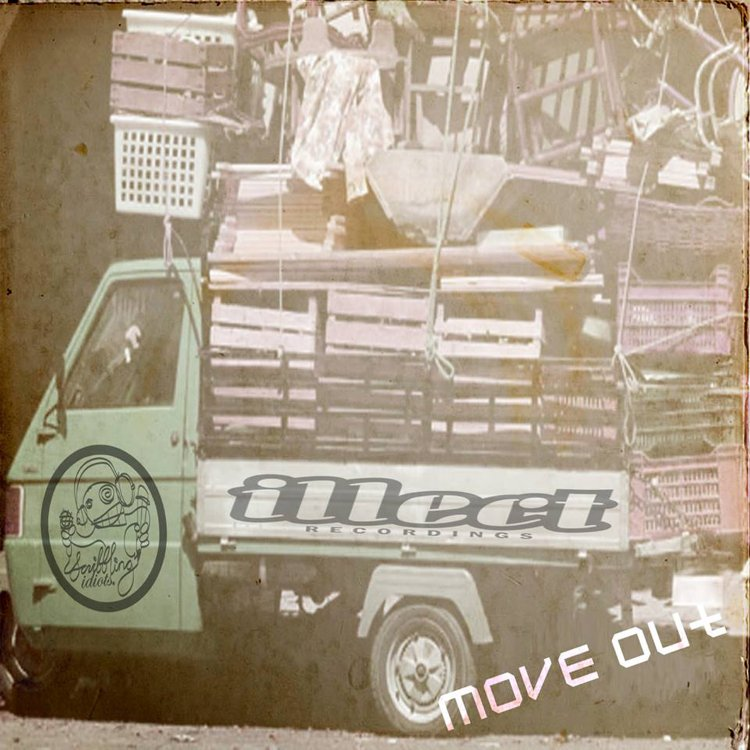 Scribbling Idiots - Move Out