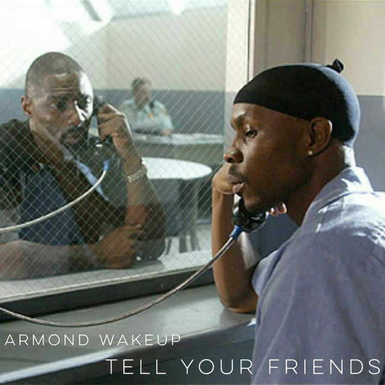 Armond WakeUp - Tell Your Friends