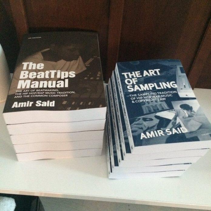 The Art of Sampling book