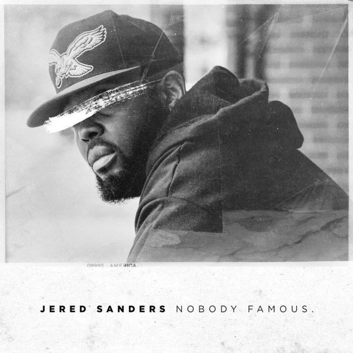 Jered Sanders Nobody Famous album review