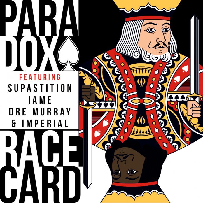 Race Card by Paradox remixed by J Rhodan