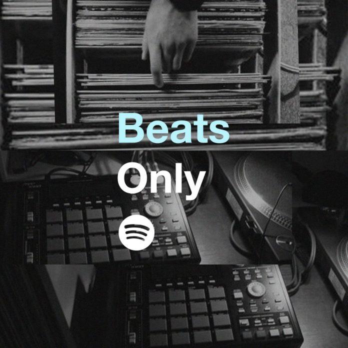 Beats Only playlist on Spotify