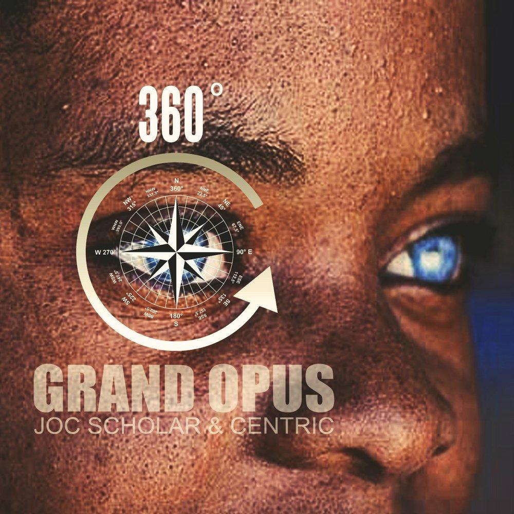 Grand Opus take hip hop full circle with beautiful art in