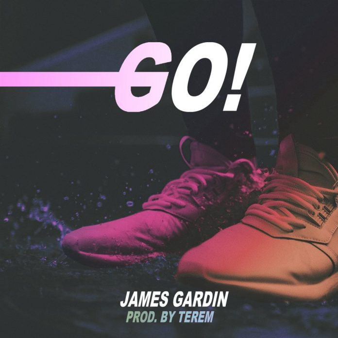 GO is an energizing new single from James Gardin and Terem