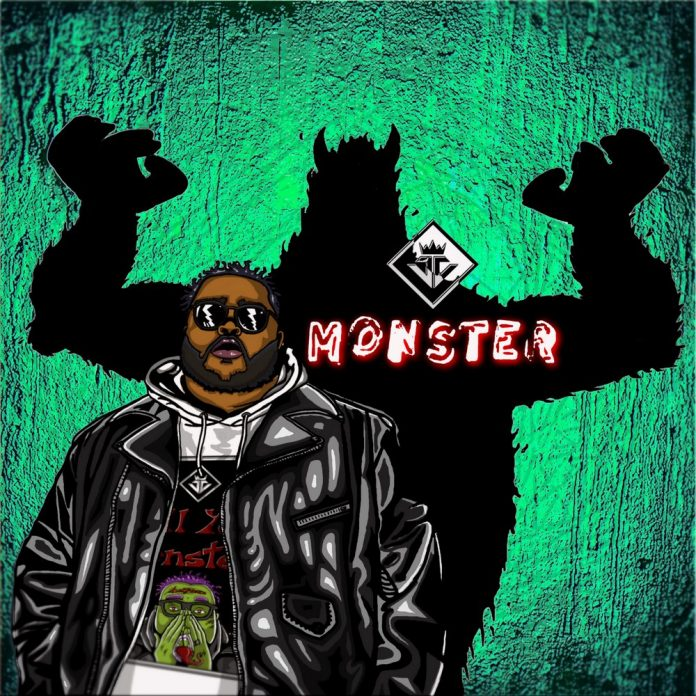 Monster by J. Crum