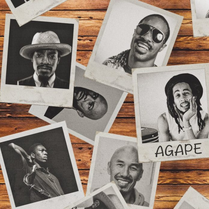 Agape single by Nomis