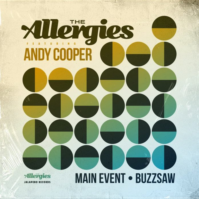 Main Event by The Allergies and Andy Cooper
