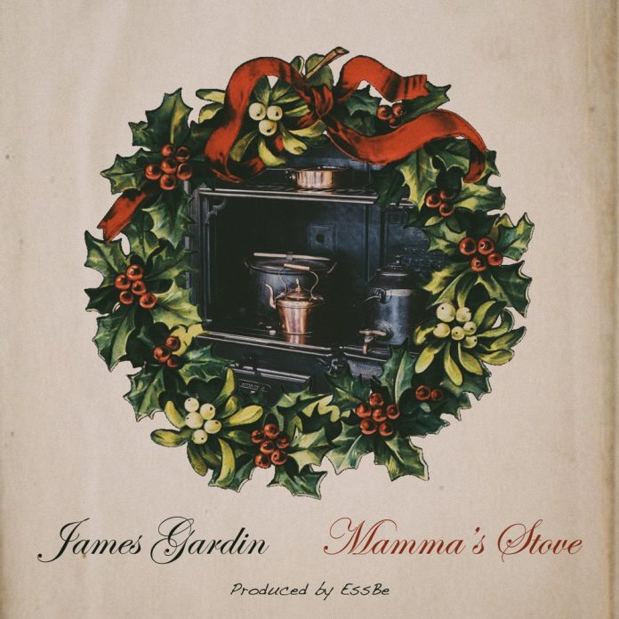 Mommas Stove by James Gardin and Ess Be