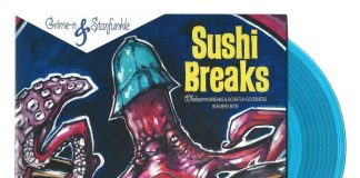 Sushi Breaks 7 Inch Vinyl