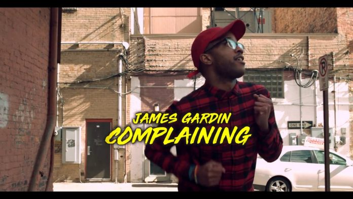 Complaining video by James Gardin
