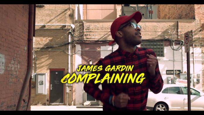 Complaining video by James Gardin