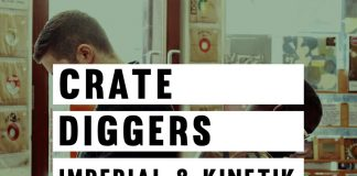Stream Crate Diggers by Imperial and KINETIK