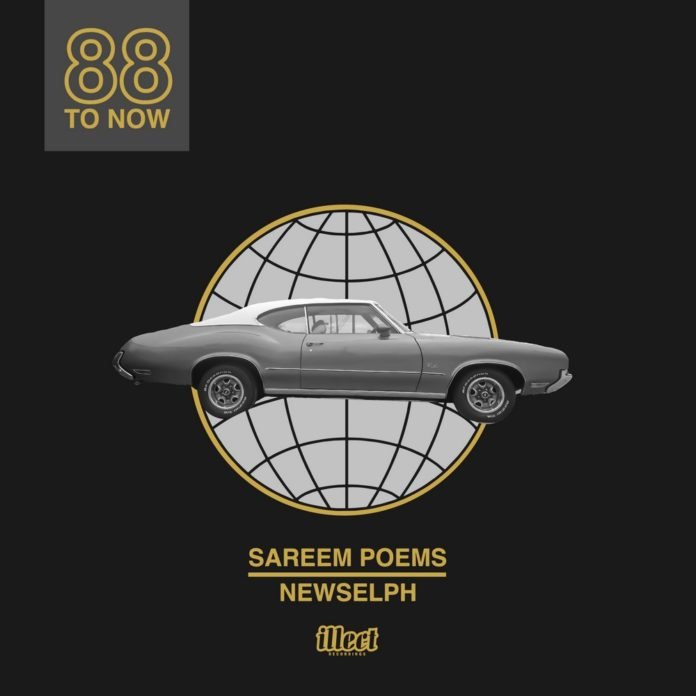 88 to Now by Sareem Poems and Newselph