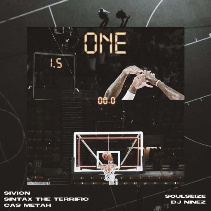 One by Sivion Sintax the Terrific Cas Metah and Soulseize