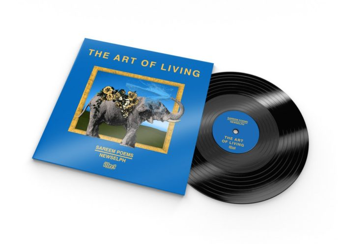 The Art Of Living Vinyl LP by Sareem Poems and Newselph